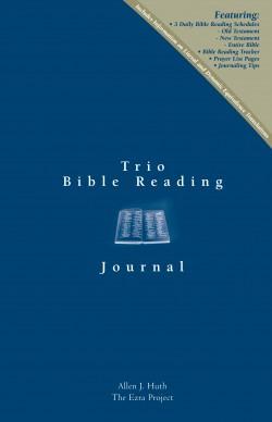 trio journal cover